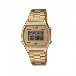 Montre Casio CASIO Vintage Edgy gold