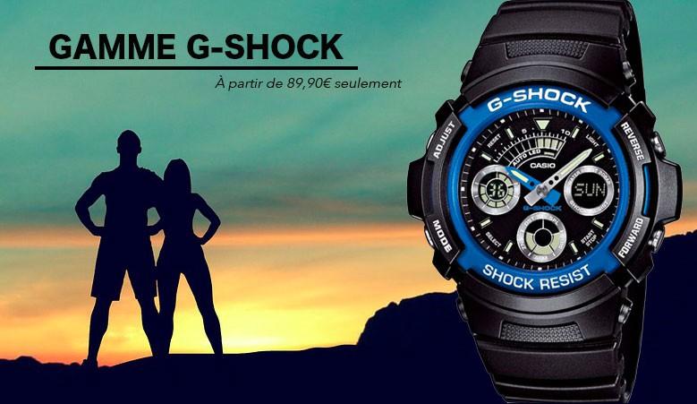 Montre G-Shock Casio