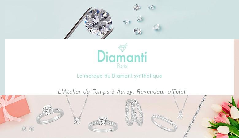 Diamanti : collection disponible ne boutique